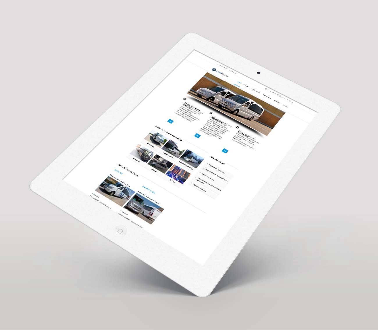 Eurolimbus Internetseiten